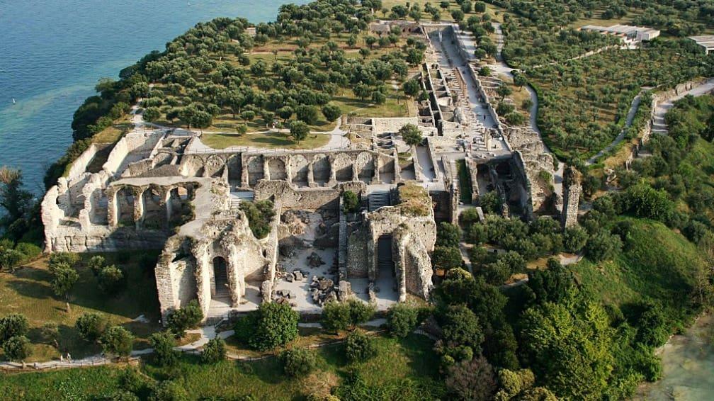Римская вилла «Грот Катулло»