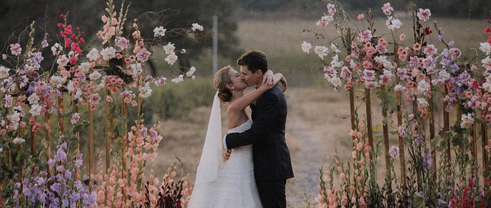 Свадьба в стиле эко-идеи